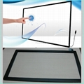 42 Inch Standing Interactive Information Display For