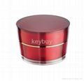 Acrylic Cream Jar 1