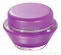 cosmetic acrylic jar  4