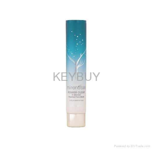 cosmetic plastic soft tube/cosmetic plastic pe tube/ cosmetic soft plastic tube  4