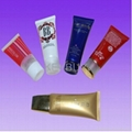 Plastic Packaging Tube Cosmetic Soft