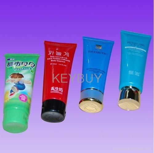 Plastic Packaging Tube Cosmetic Soft Tube 4