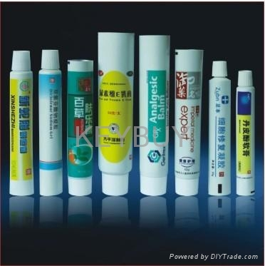 Aluminum Tube for cosmetics  1