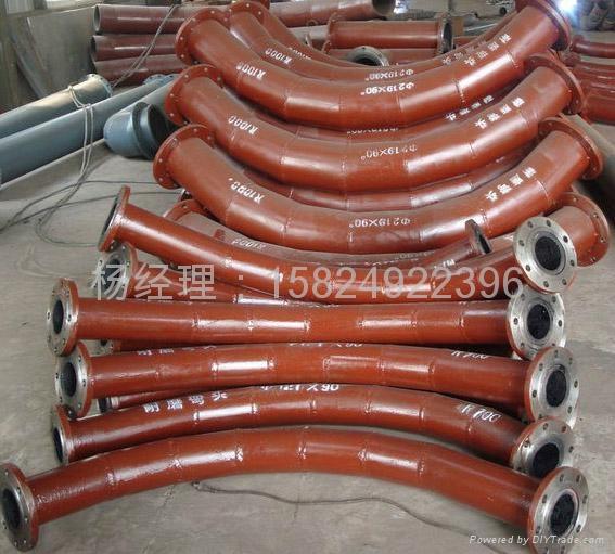 耐磨陶瓷管 3