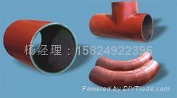 陶瓷內襯復合管 3
