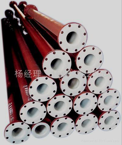 襯塑鋼管 4