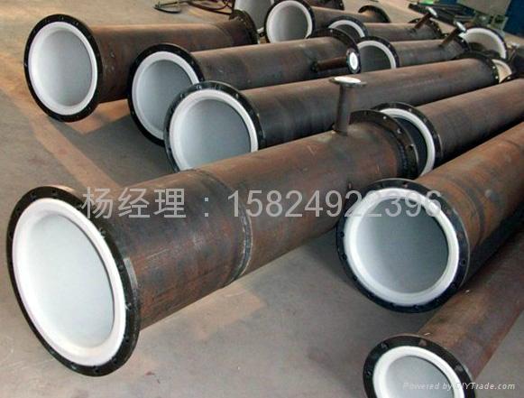 襯塑鋼管 5