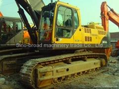 used excavator VO  O EC460BLC