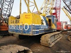 used crawler crane Kobelco 55t