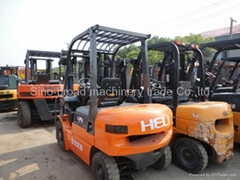 used forklift HELI CPCD50