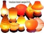 Himalayan rock salt lamps 2