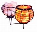Himalayan rock salt lamps 4