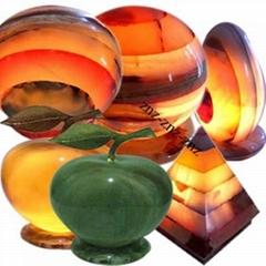 Genuine Onyx stone Lamps