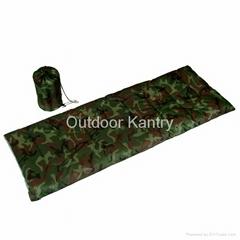 KS4001 Camouflage sleeping bag
