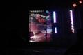 巨幅廣告投影機 戶外廣告投影機 3