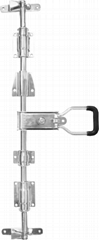 handle lock for truck,trailer,container,vessel