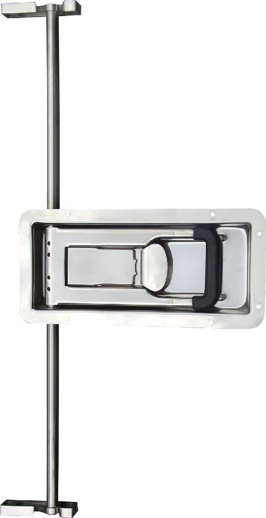 Recessed Door Lock,light Duty Door Lock For Truck,container 1 ...