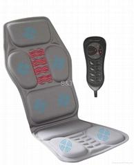 massage & heating cushion