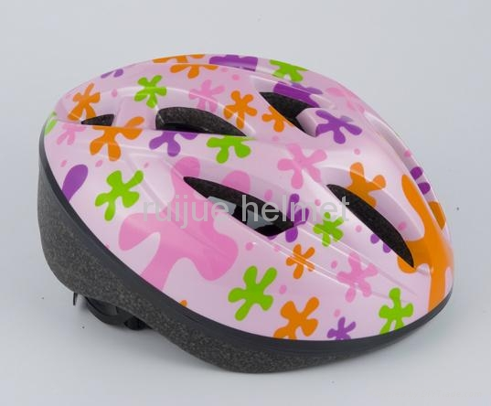 children bicycle helmet 2