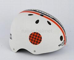 cute cartoon children helmet