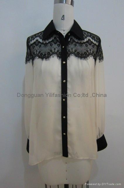 Ladies fashion  shirt 1