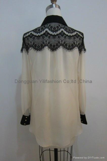 Ladies fashion  shirt 2