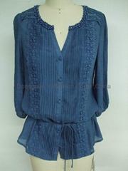 lady casual blouse