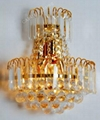 Fashionable crystal wall light (Hot Product - 1*)