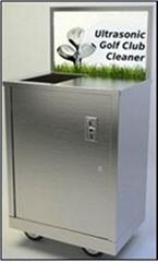 高爾夫球桿清洗機