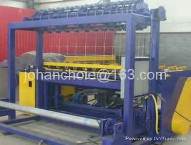 hinge joint field fence machine 1