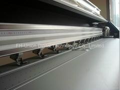1440dpi DX5 eco solvent printer UD-1812