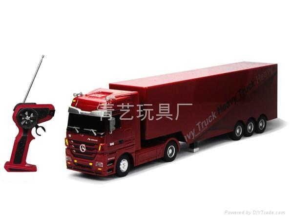 6通遥控奔驰卡车 2
