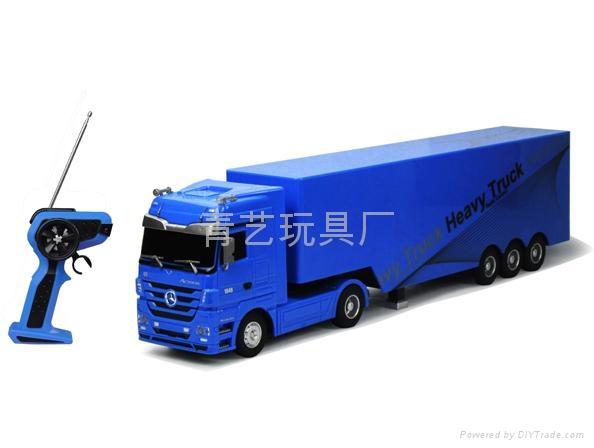 6通遥控奔驰卡车 1