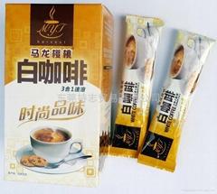 馬龍櫻桃3合1白咖啡
