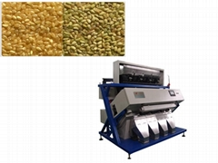 CCD 5000*3 pixel Color sorter