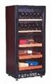 北京鑫鸿比士亚酒柜雪茄柜一体机