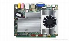 工業平板電腦3.5寸車載CPU 酷睿雙核2.0G