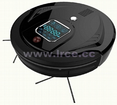 LR-300 robot vacuum cleaner with long life battery