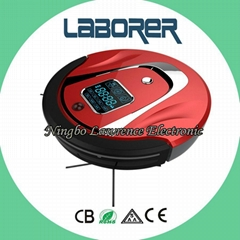 4 in 1 Multifunction LR-450R Vacuum Cleaner Robot