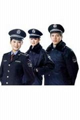寧夏保安制服
