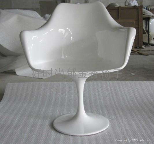 高档郁金香椅子 4