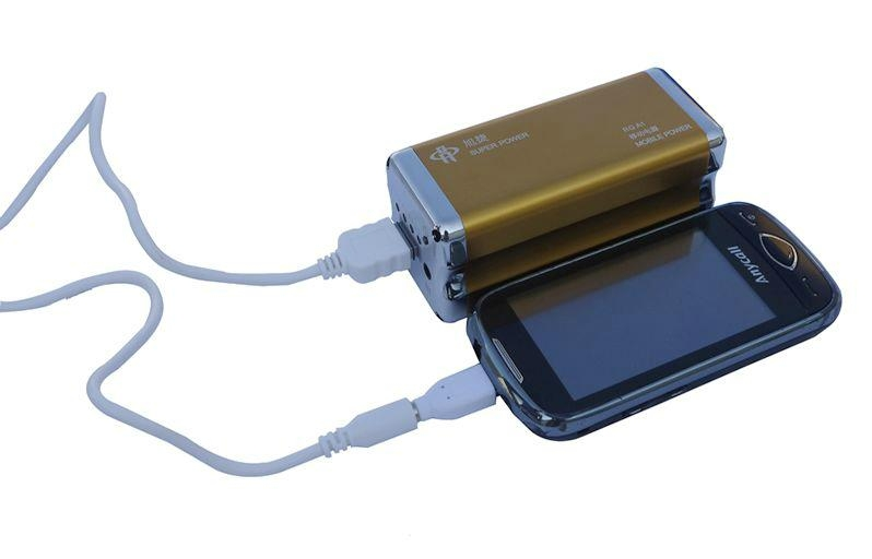 practical 8800mAh powerbank for mobile phone and mp3,mp4 4