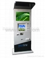 Self-service Ticket Kiosk Machine