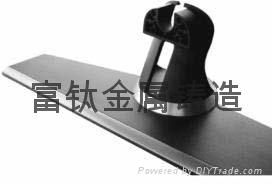 电视机支架金属压铸件 1