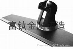 电视机支架金属压铸件