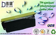 Compatible Toner Cartridge for Brother TN530/540/560