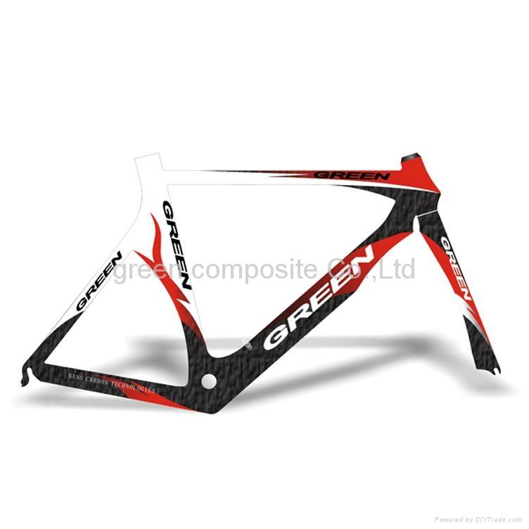carbon bike frame 1