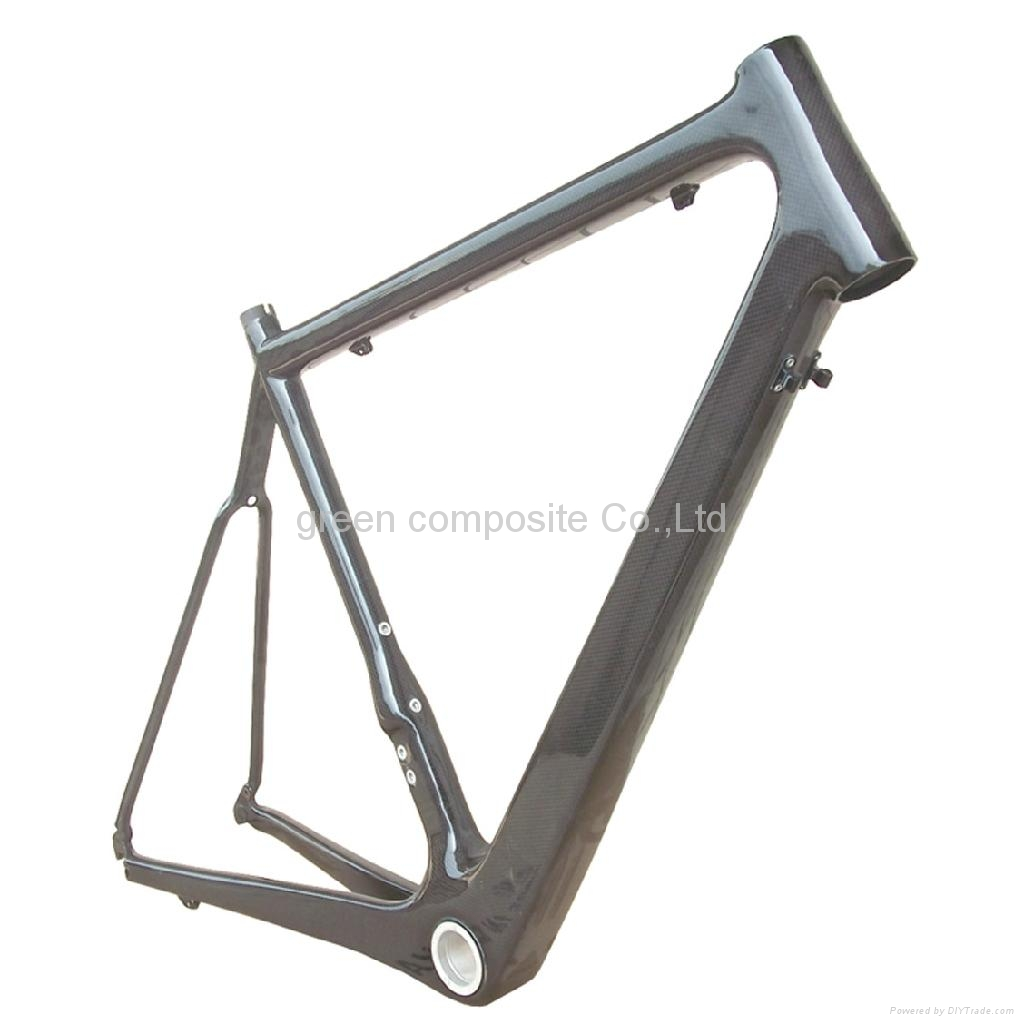 carbon bicycle frame 1