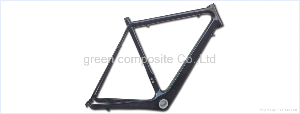 carbon bicycle frame 3