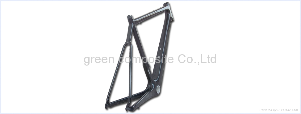 carbon bicycle frame 4